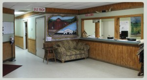 Cleburne County Livestock Auction Office